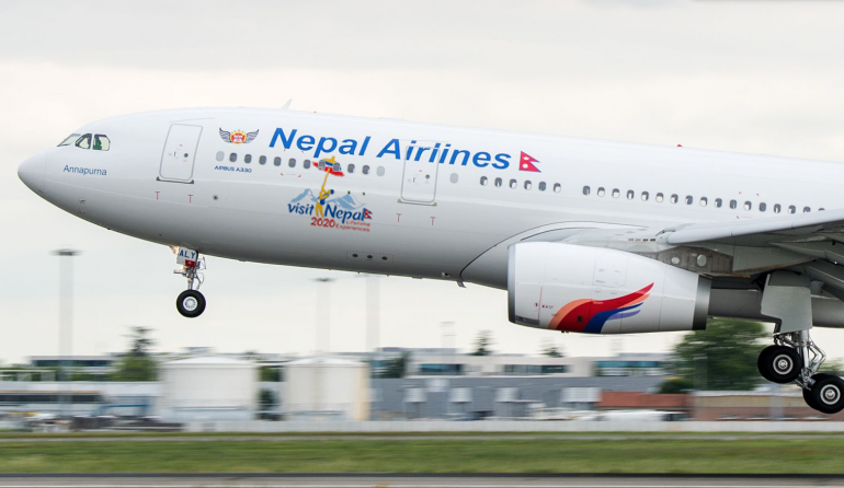 नेपाल एअरलाईन्सको अष्ट्रेलिया उडान, हिस्स बुढी हरिया दाँत - NepaliPage